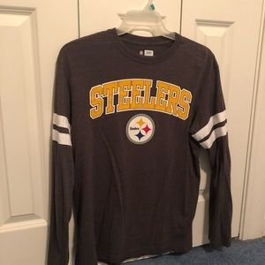 NFL Steelers Long Sleeve Shirt